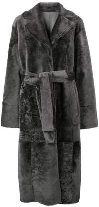 Drome longline coat