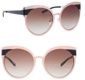 Cat Eye For Art's Sake 57MM Little Chaos Cateye Sunglasses