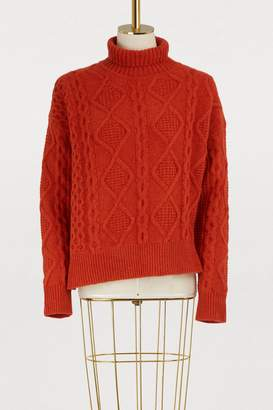 Vanessa Bruno Jaira merinos wool sweater