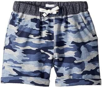 Mud Pie Camo Pull-On Shorts Boy's Shorts
