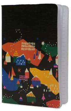 Drake General Store Winterscape Soft-Cover Notebook