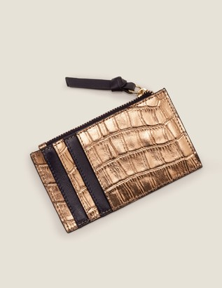 Boden Leather Coin & Card Holder