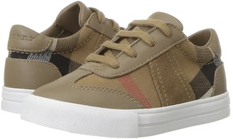 Burberry Kids - Longsley Kid's Shoes $185 thestylecure.com
