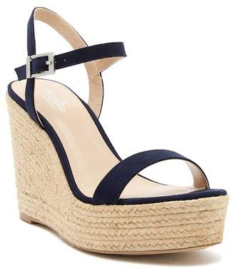 Charles by Charles David Lizzie Platform Wedge Sandal
