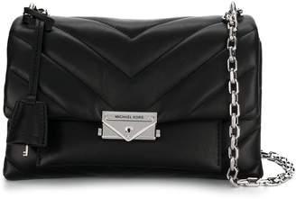 MICHAEL Michael Kors Cece Leather Shoulder Bag