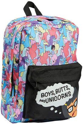 Asstd National Brand Bob's Burgers Tina Belcher Backpack