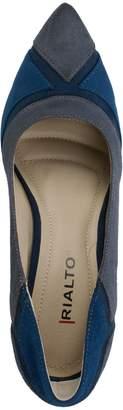 Rialto Heeled Color-Block Dress Shoes - Morgana