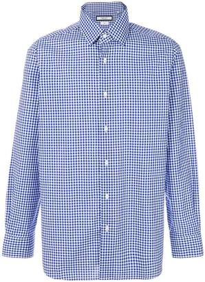 Fashion Clinic Timeless gingham check shirt