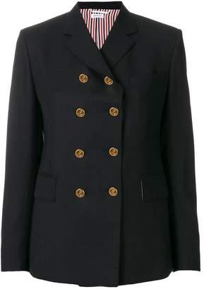 Thom Browne Solid Wool Sport Coat