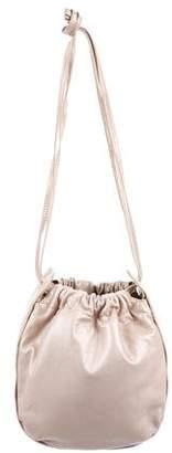 Bottega Veneta Smooth Leather Bucket Bag
