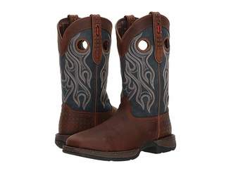 Durango Rebel 12 Western WP Square Steel Toe