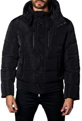 Jared Lang Alaska Hooded Puffer Jacket