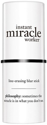 Philosophy 'Instant Miracle Worker' Line-Erasing Blur Stick $32 thestylecure.com