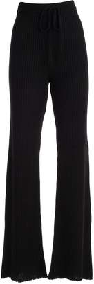 Marques Almeida Marques'almeida Marques` Almeida Ribbed Flared Trousers