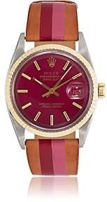 Rolex La Californienne Women's 1963 Oyster Perpetual Datejust Watch-Pink
