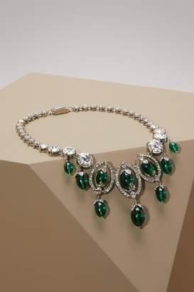 Miu Miu Crytal necklace