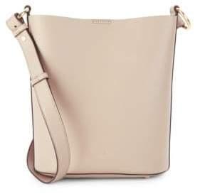 Donna Karan Leather Bucket Bag