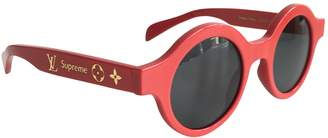 Louis Vuitton X Supreme Red Other Sunglasses