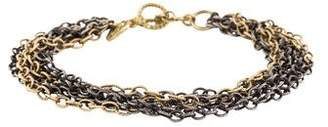 Armenta Two-Tone Multistrand Bracelet