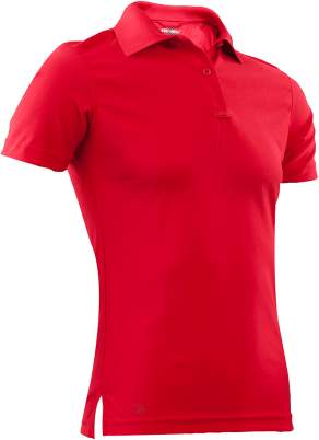 Tru-spec 24-7 SHIRT; LADIES SHORT SLEEVE 100% POLY PERFORMANCE POLO