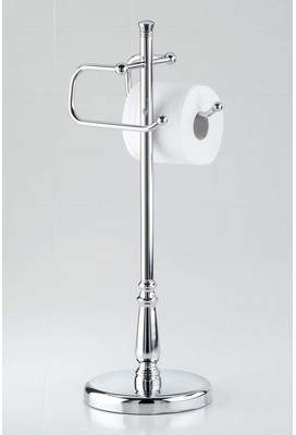 Wildon Home Freestanding Double Euro Toilet Tissue Holder