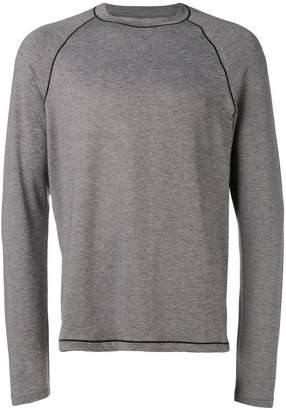 Michael Kors logo sports sweatshirt