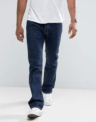 Levi's Levis Jeans 501 Straight Fit Carter Wash