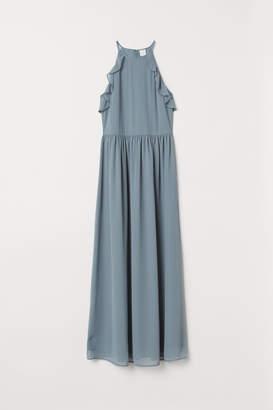 H&M Long Dress - Turquoise