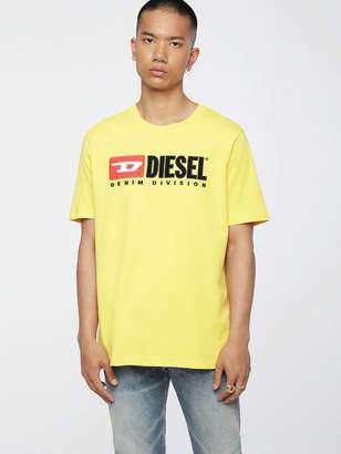 Diesel T-Shirts 0CATJ - White - L