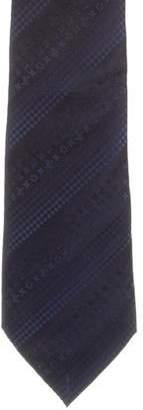Louis Vuitton Monogram Damier Silk Tie