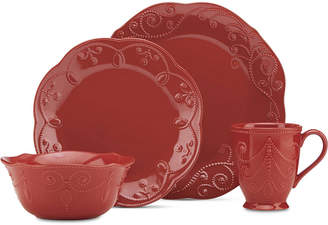 Lenox French Perle Cherry 4-Pc. Place Setting