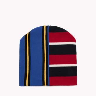 Tommy Hilfiger Contrast Stripe Beanie Hat