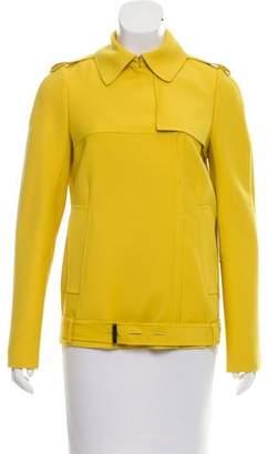 Reed Krakoff Collared Wool Jacket w/ Tags