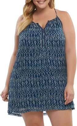 Tart Athena Print Cover-Up Dress