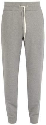Rag & Bone Drawstring Cotton Track Pants - Mens - Grey