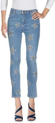 Silvian Heach Denim pants - Item 42670729CV