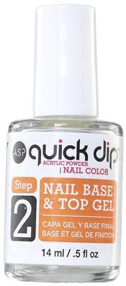 ASP Step 2 Quick Dip Nail Base & Top Gel