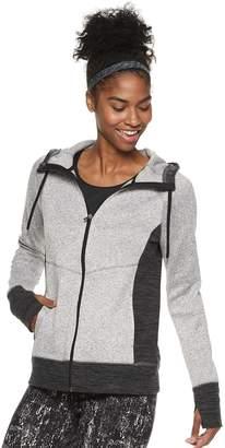 Tek Gear Women's Sweater Fleece Jacket