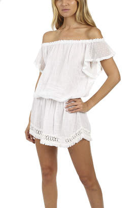 Saint Tropez Sunday Saint-Tropez Astral Linen Dress