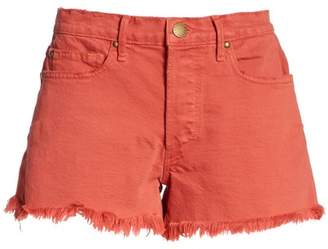 The Great The Cut Off Shorts (Vintage Poppy Wash)