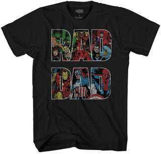 DAY Birger et Mikkelsen Novelty T-Shirts Father's Rad Dad Graphic Tee