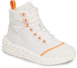 Giuseppe Zanotti High Top Platform Sneaker