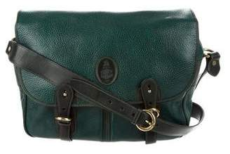 Mark Cross Grain Leather Crossbody Bag