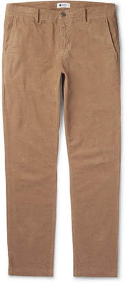 Karl Lagerfeld NN07 Slim-Fit Stretch-Cotton Corduroy Trousers