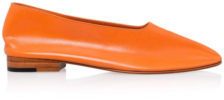 Martiniano Glove Leather Flats