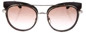 Etro Aviator Cat-Eye Sunglasses