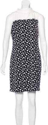 Karl Lagerfeld Polka Dot Shift Dress