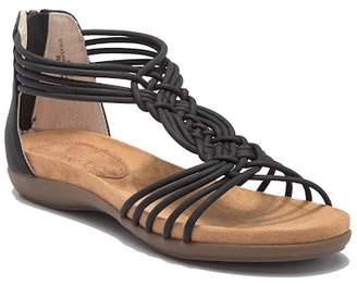 Tucker Adam Camilla Braided Strappy Sandal