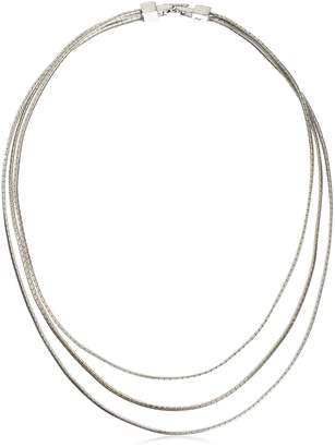 BCBGeneration Coil Update 3-Row Necklace, 16''