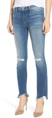 Hudson Jeans Nico Straight Ankle Jeans